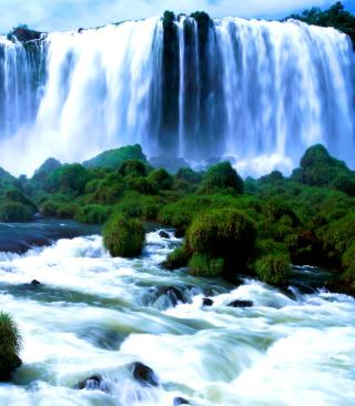 Iguazu Falls - Obrázkek zdarma pro Nokia X1-00