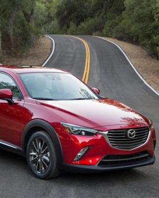 Mazda CX3 2015 - Obrázkek zdarma pro 480x800