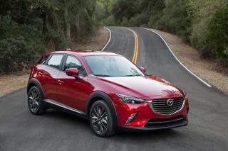 Mazda CX3 2015 - Obrázkek zdarma pro Motorola DROID 2