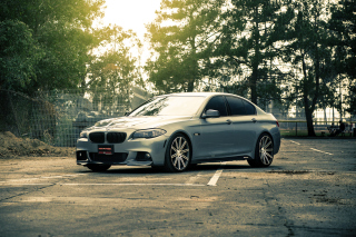 Free Bmw F10 Picture for Android, iPhone and iPad