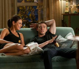 Justin Timberlake - Friends with Benefits - Obrázkek zdarma pro 1024x1024