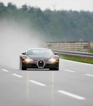 Black Bugatti - Obrázkek zdarma pro iPhone 6 Plus