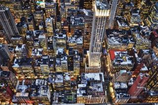 Big City Lights - Obrázkek zdarma pro Nokia X5-01