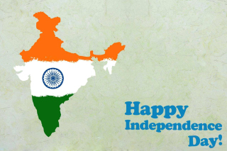Happy Independence Day India - Obrázkek zdarma pro Desktop Netbook 1366x768 HD