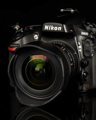 Nikon D800 - Obrázkek zdarma pro Nokia X2-02