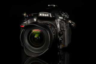 Nikon D800 Picture for Android, iPhone and iPad