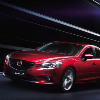 Mazda 6 2014 - Obrázkek zdarma pro iPad 3