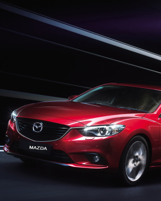 Mazda 6 2014 - Obrázkek zdarma pro Nokia C5-05