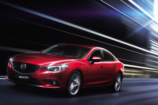 Mazda 6 2014 - Obrázkek zdarma pro Nokia X5-01