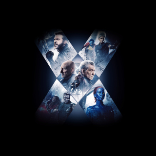 X-Men - Obrázkek zdarma pro 1024x1024