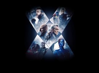 X-Men - Obrázkek zdarma pro LG P500 Optimus One