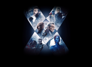 X-Men - Obrázkek zdarma pro Samsung Galaxy Tab 3