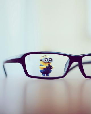 Minion Toy - Obrázkek zdarma pro 360x400