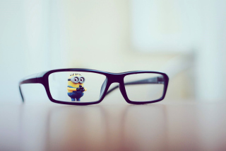 Minion Toy - Obrázkek zdarma pro Sony Tablet S