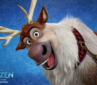 Frozen Disney Animation - Obrázkek zdarma pro 128x128
