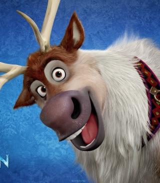 Frozen Disney Animation - Obrázkek zdarma pro 640x960