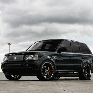 Range Rover Exclusive Tuning - Obrázkek zdarma pro 1024x1024