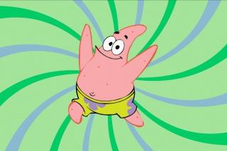 Happy Patrick - Obrázkek zdarma pro Fullscreen Desktop 1600x1200