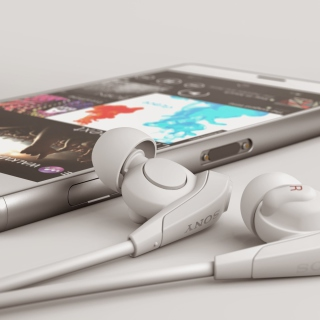 Sony Xperia Z3 Compact - Obrázkek zdarma pro iPad mini