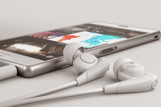 Sony Xperia Z3 Compact - Obrázkek zdarma pro HTC Desire HD