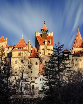 Castle Bran Dracula - Obrázkek zdarma pro Nokia Lumia 925