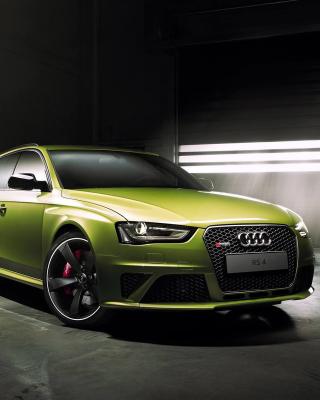Audi RS4 Avant 2015 - Fondos de pantalla gratis para Nokia C3-01