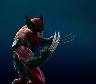 Wolverine Marvel Comics - Obrázkek zdarma pro 1024x1024