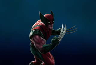Wolverine Marvel Comics Background for Android, iPhone and iPad