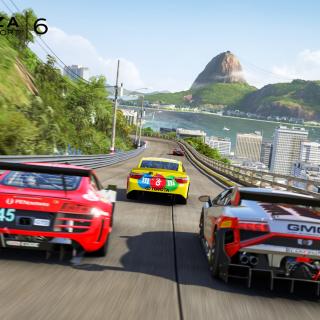 Forza Motorsport - Obrázkek zdarma pro iPad Air