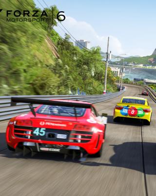 Forza Motorsport - Obrázkek zdarma pro Nokia 300 Asha
