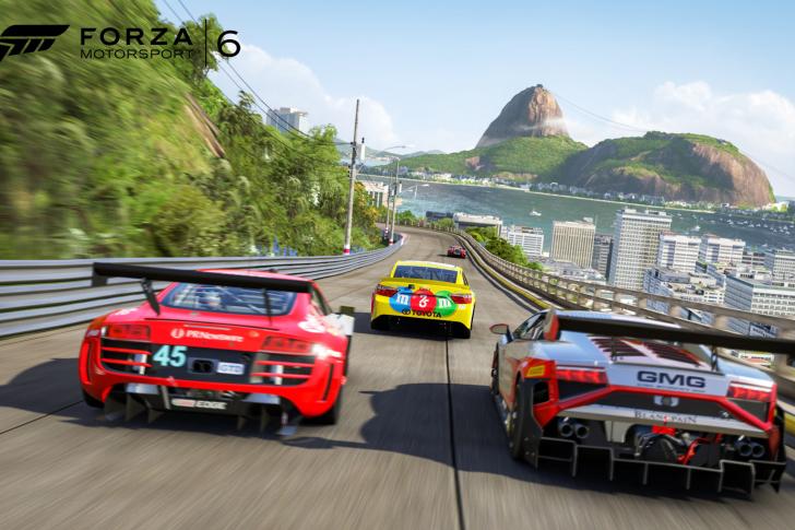 Forza Motorsport wallpaper
