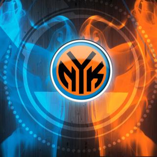 New York Knicks - Obrázkek zdarma pro iPad