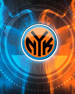 New York Knicks - Obrázkek zdarma pro Nokia Asha 202