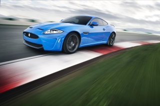 Jaguar XK Background for Android, iPhone and iPad