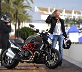 Ducati - Obrázkek zdarma pro 1024x1024