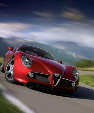 Alfa Romeo - Obrázkek zdarma pro Nokia Asha 300