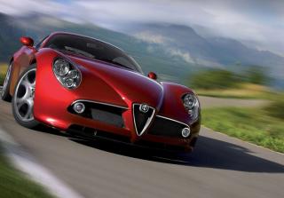 Alfa Romeo - Obrázkek zdarma pro 1366x768