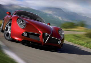 Alfa Romeo - Obrázkek zdarma pro Widescreen Desktop PC 1280x800