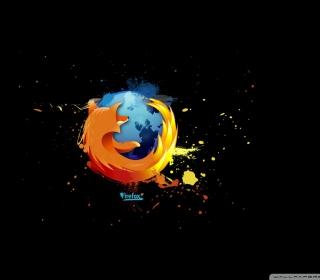 Firefox Logo - Obrázkek zdarma pro iPad mini