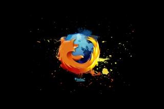 Firefox Logo - Obrázkek zdarma pro 1280x800