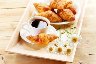Breakfast with Croissants - Obrázkek zdarma pro Widescreen Desktop PC 1920x1080 Full HD