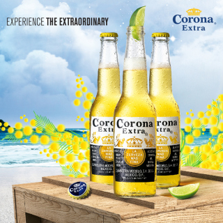 La Cerveza Corona - Obrázkek zdarma pro iPad 3