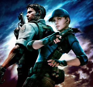 Resident Evil 5 - Obrázkek zdarma pro 320x320