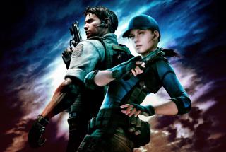 Resident Evil 5 - Obrázkek zdarma pro Samsung Galaxy Tab 4 8.0