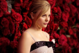Chloe Moretz Wallpaper for Android, iPhone and iPad