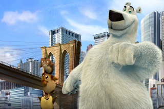 Norm Of The North Bear - Obrázkek zdarma pro Widescreen Desktop PC 1920x1080 Full HD