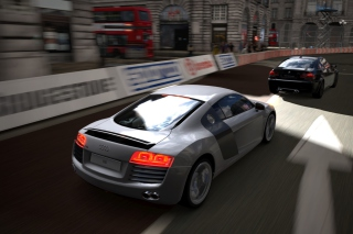 Gran Turismo 5 Background for Android, iPhone and iPad