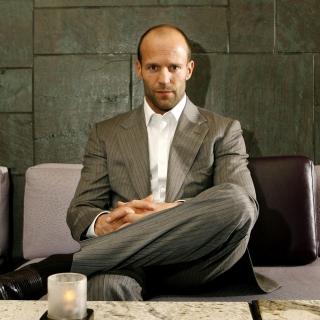Jason Statham - Obrázkek zdarma pro iPad mini