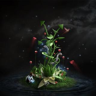 Photosynthesis - Obrázkek zdarma pro 320x320