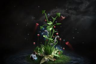 Photosynthesis - Obrázkek zdarma pro 1024x600